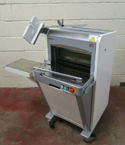 JAC Eco+ 450 Freestanding Automatic Bread Loaf Frame Slicer Bakery Cafe 1PH